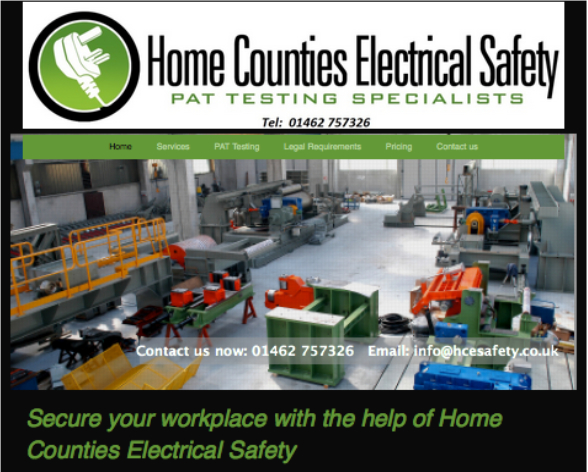 Home Counties Electrical Safety